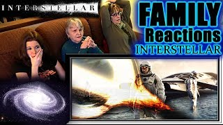 INTERSTELLAR | FAMILY Reactions