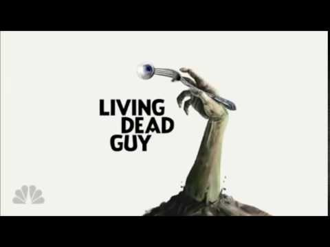 Dream Logo Combos: Roddenberry Entertainment  Living Dead Guy  CBS Television Studios