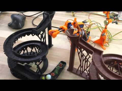 Micro Servo Robot - 3D Printed Version