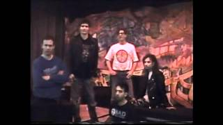 Bad Religion - Backstage Footage 1991