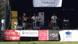 Makare - Au Nakita Lo Voli (live @ Fiji Day 2014)