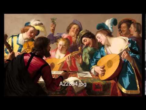 Philadelphia Renaissance Wind Band - Suite de Gaillardes