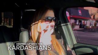 KUWTK   Kim Kardashian's Baby Arrives Early!   E!