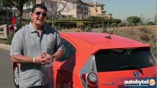 2013 Toyota Prius c Test Drive & Hybrid Car Video Review