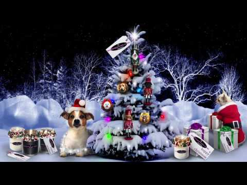 DOG CHRISTMAS COMMERCIAL