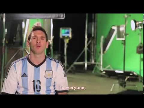 Lionel Messi & Roger Federer Behind the Scenes of the Trading Places Commercial   Gillette
