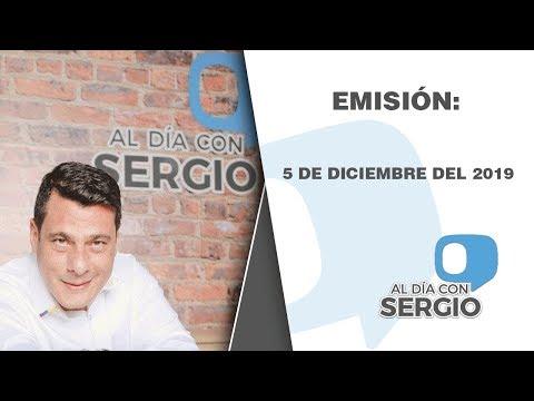 EN VIVO - Al Día Con Sergio Novelli - Jueves 5 De Diciembre