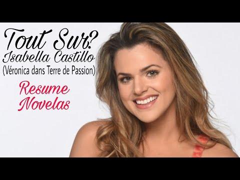 Tout Sur? Isabella Castillo (Véronica dans Terre de Passion)