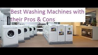 Best Washing Machine In India|| **Top Washing Machine Brands**