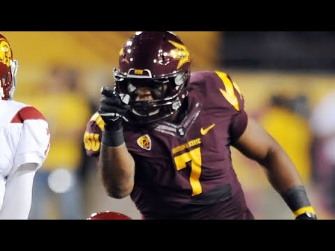Vontaze Burfict Throwback Highlights All American Arizona State