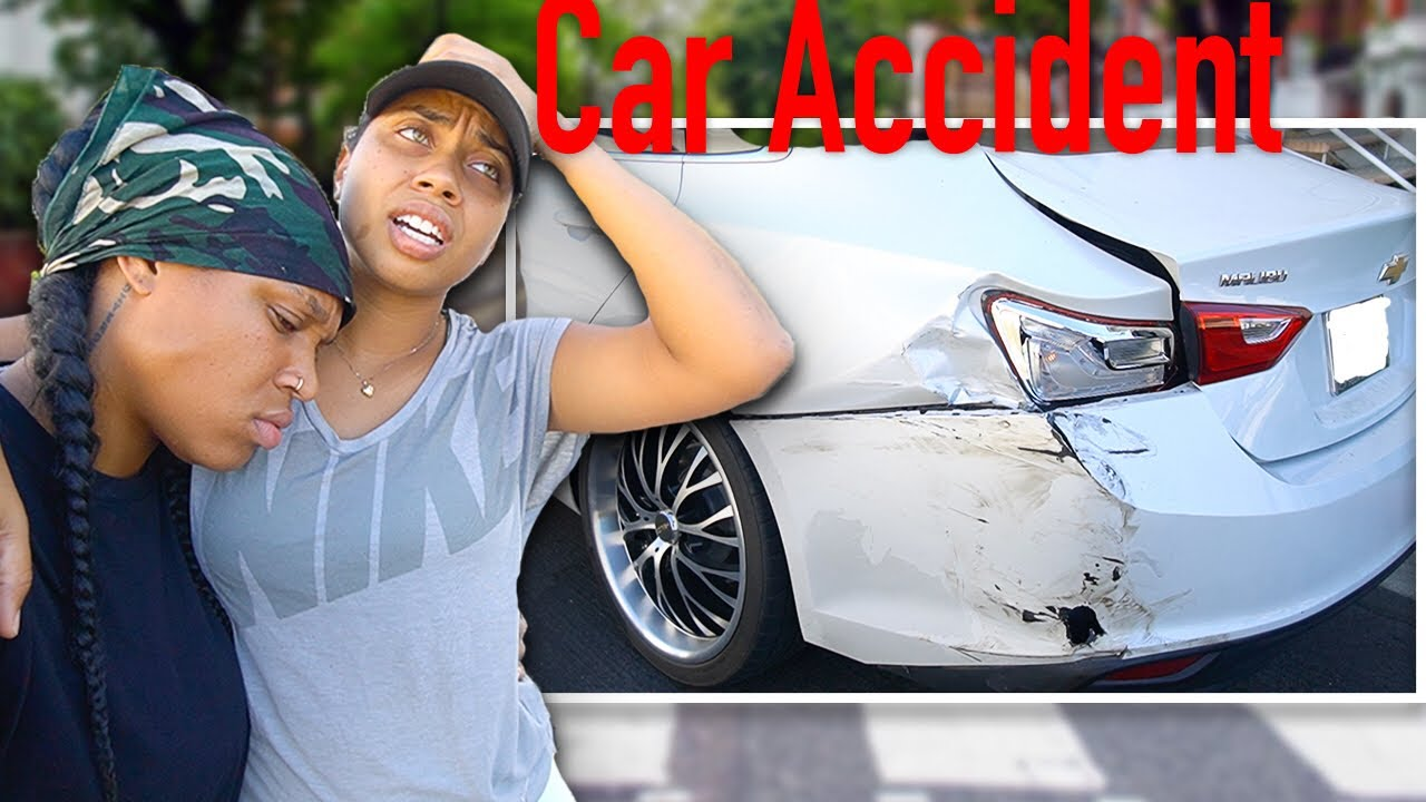 We Got into a Bad CAR ACCIDENT! (May need Hospital) #Prayers