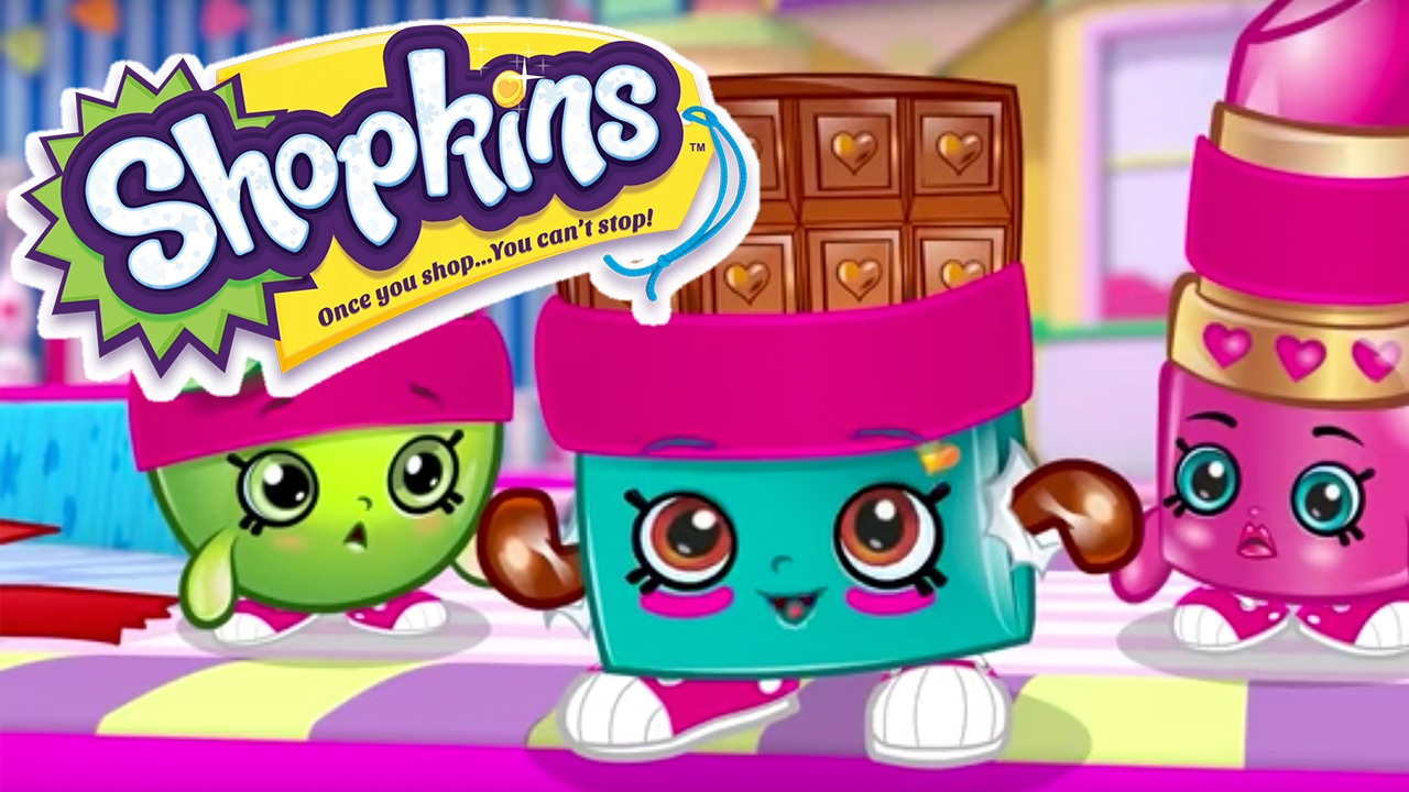Shopkins The Shopville Games Shopkins Cartoons Toys For Children Youtube