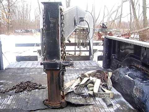 dodge   cummins  valve  speed pulling  gooseneck trailer part  youtube