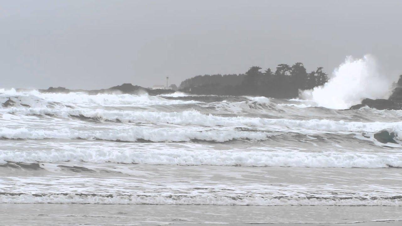 Stormy waves at cox bay beach tofino bc vancouver island youtube stormy waves at cox bay beach tofino bc vancouver island nvjuhfo Image collections
