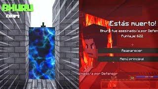 DIMENSIÓN TROLL Y MUERTE?│#BhuruCraft│Episodio 05│Minecraft survival con mods