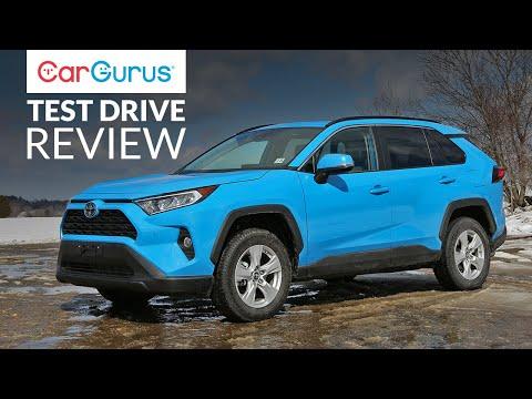 2019 Toyota Rav4 Cargurus Test Drive Review