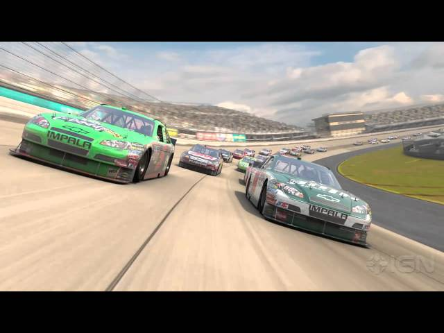 NASCAR: The Game 2011 - Trailer