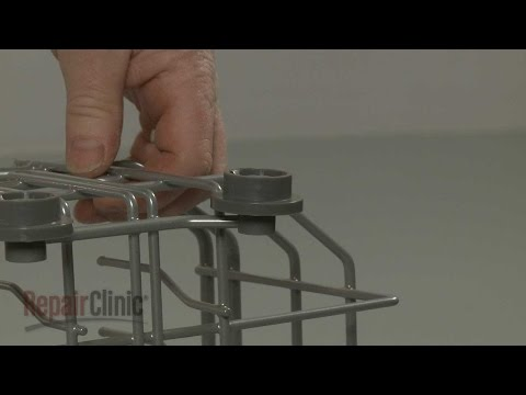 Lower Rack Roller - Frigidaire Dishwasher