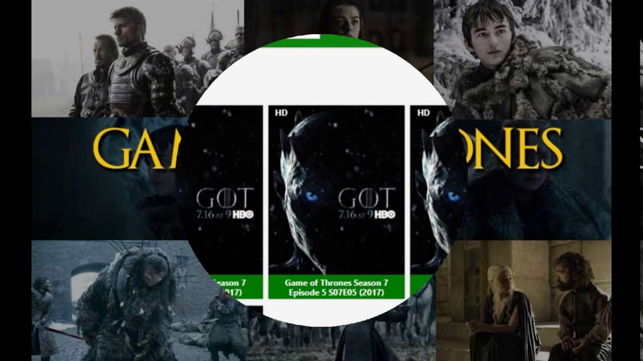 game of thrones season 7 torrent download hd