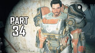 Fallout 4 Walkthrough Part 34 - Sentinel Site (PC Ultra Let