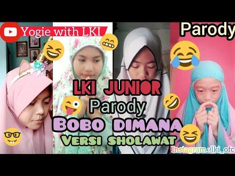 Lucinta Luna - Bobo Dimana Versi Sholawat Versi LKI Group | LKI Junior