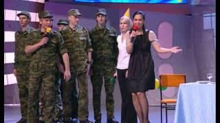 КВН Премьер-лига (2008) 1/2 - 25-ая - Домашка