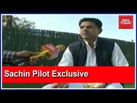 Sachin Pilot Exclusive With Rajdeep Sardesai: Pilot Confident Of Using Anti-Vasundhara Sentiment
