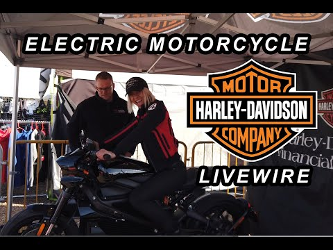 Electric Motorcycles? Good Or Bad? We Have A Laugh On The LiveWire From Harley Davidson
