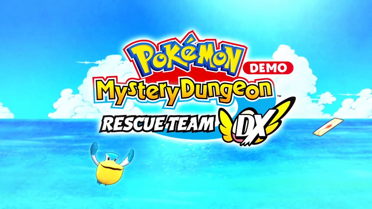 Download Mystery Dungeon DX (demo) #1