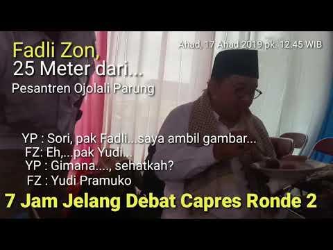 (Part 1)Di Sini Parung, Tanpa Rocky Gerung. Di Sana, Debat Capres 2 Bertarung!