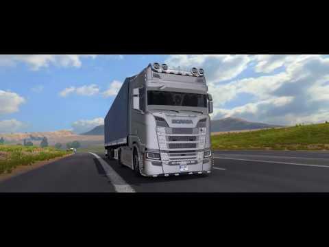 ETS2   Scania S  Türk İşi Faça