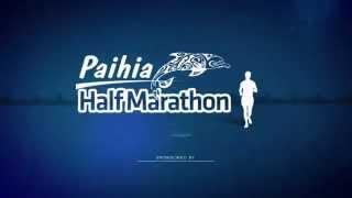 Paihia Half Marathon Promo Video 2015