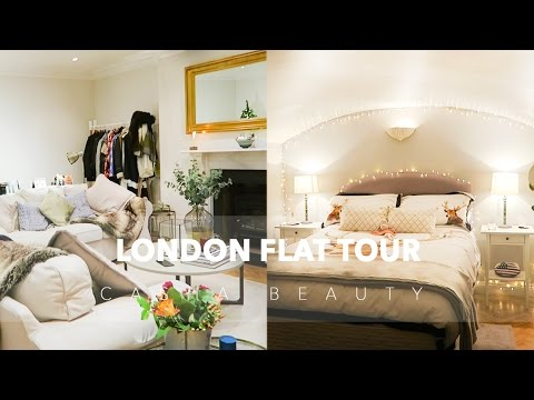 London Flat Tour | Casha Beauty