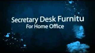 Secretary Desk Furniture