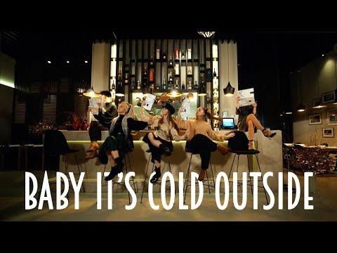 Idina Menzel & Michael Bublé - Baby It's Cold Outside / Choreography by Anaia Alilovski Žagar