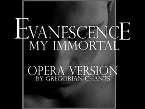 EVANESCENCE  MY IMMORTAL OPERA VERSION