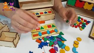 Кращі розвиваючі іграшки Smile Decor огляд рекомендації!