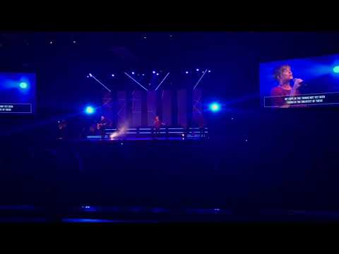 Glimmer of Dust Original song by Hillsong United lead by worship team Ben and Tanya at The Crosssing