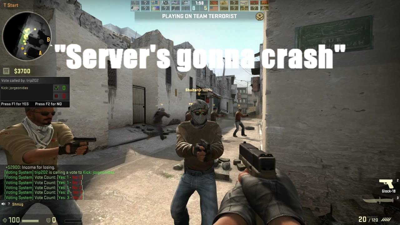Deutsche cs go server