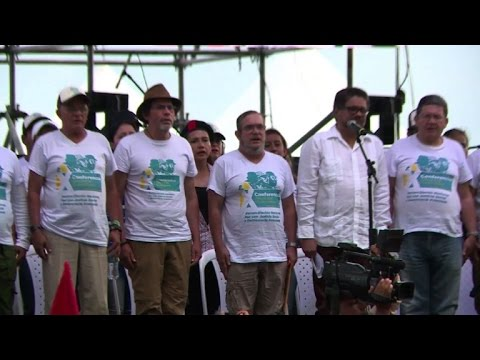 FARC ratifies peace deal, eyes transition to political party
