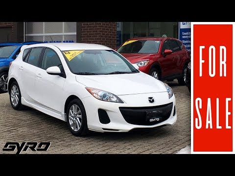 2013 Mazda 3 Sport GS - Pre Owned Gyro Special