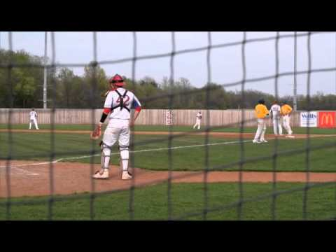 04-18-15 Lincoln Land Baseball Vs Parkland Game 2
