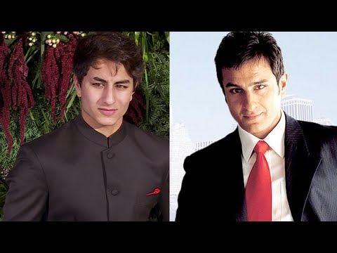 Saif Ali Khan's Son Ibrahim Looks Exactly Like Him