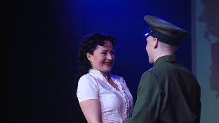 Волгоградский казачий театр представил спектакль «Парень из нашего города»