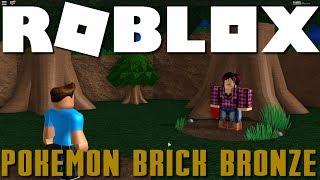 Roblox - Pokemon Brick Bronze! Give Me Back My Necklace! (Part #3)