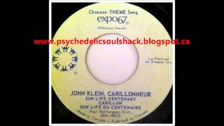 John Klein & The Paul Baillargeon Orchestra - EXPO