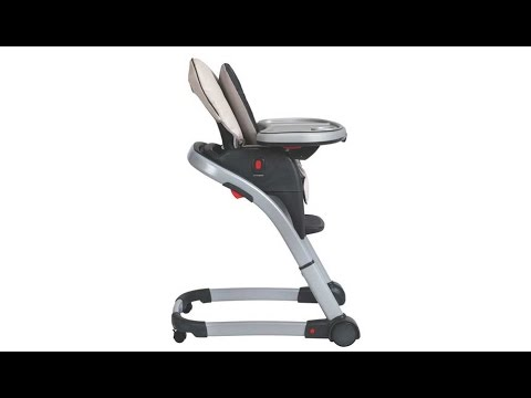 GRACO HIGH CHAIR : GRACO TABLEFIT HIGH CHAIR | GRACO TABLEFIT HIGH CHAIR  REVIEW