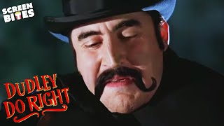 Dudley Do Right: Snidely Whiplash (Alfred Molina) vs Dudley's (Brendan Fraser) Vampires
