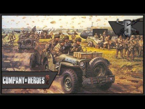 British Sky-Commandos - Spearhead Realism Mod - Company of Heroes 2