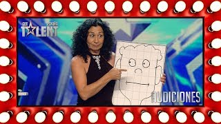 Video Lolita goes on stage alone but leaves singing a duet | Auditions 6 | Spain's Got Talent 2018 download MP3, 3GP, MP4, WEBM, AVI, FLV Juli 2018